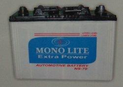 Low Maintenance Automotive Battery (NS-70) in  Rai Industrial