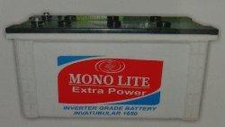 Low Maintenance Inverter Grade Battery (Invatubular 1650) in  Rai Industrial