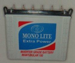 Low Maintenance Inverter Grade Battery (Invatubular 180) in  Rai Industrial