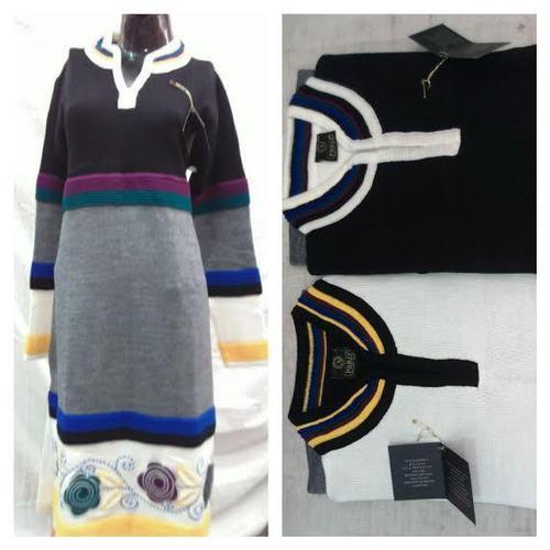 Knitted Woolen Kurti