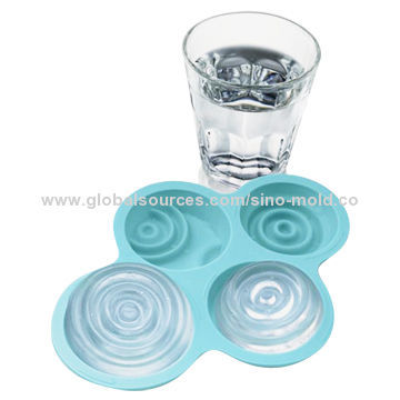 Rapid Prototyping Ice Tray Mould