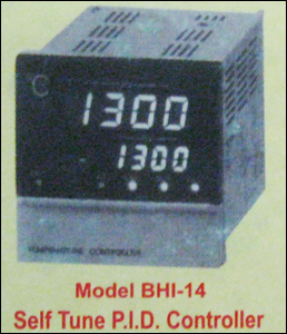 Self Tune PID Controller (BHI-14)