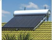 Extended Tube Collector (ETC) Solar Water Heater