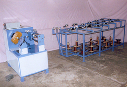 CNC Stator Coil Winding Machines