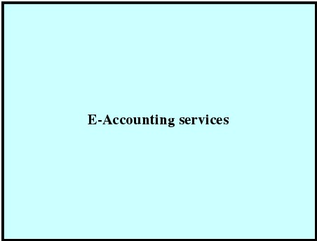 E-Accounting Services in  Sundray Mohan Avenue