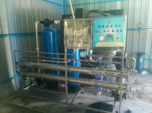 Industrial R O Plant