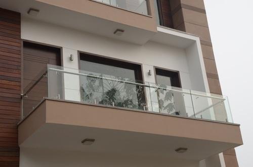 Modern Design Balcony Railing In Delhi Delhi Footsteps