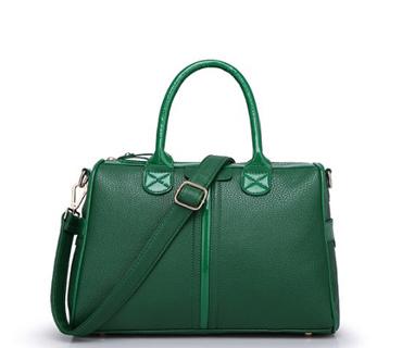 Green Fashion Handbag