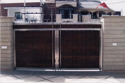 Designer Main Gate In Basti Abdulapur Ludhiana Manufacturer
