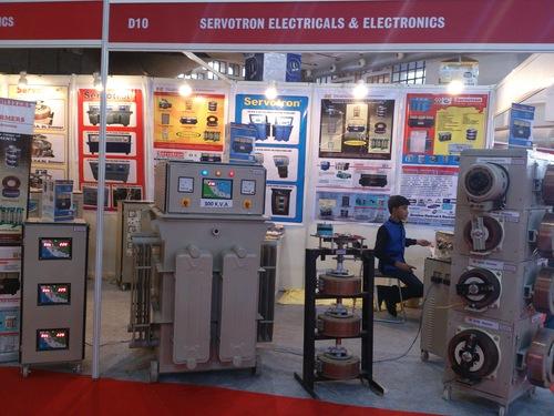 Heavy Duty Servo Voltage Stabilizers