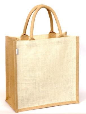 Genuine Jute Grocery Bags in   Khilkhet