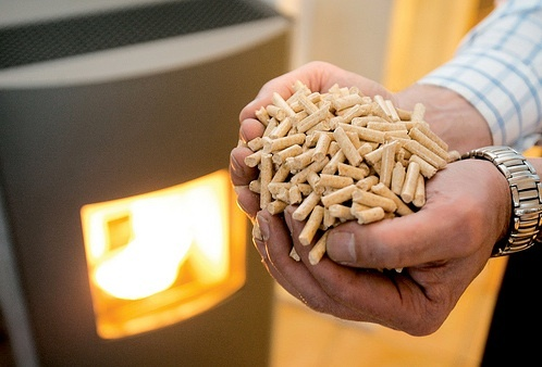 Softwood Pellets