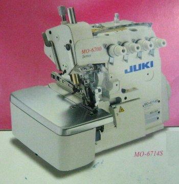 High Speed Overlock Safety Stitch Machine (Mo 6714s)