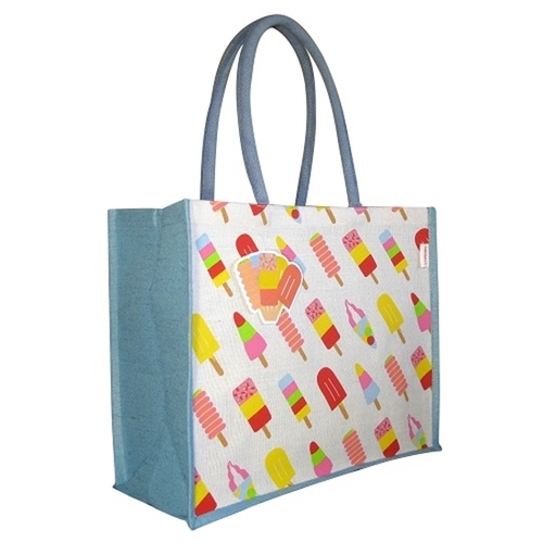 Attractive Jute Shopping Bag in  New Area