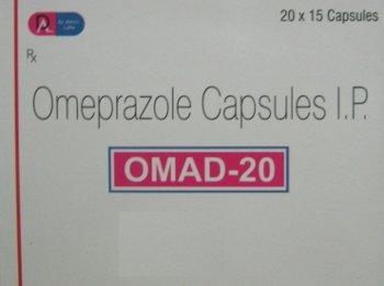 Omad-20 Capsules in  Patparganj