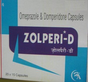 Zolperi - D Capsules in  Patparganj