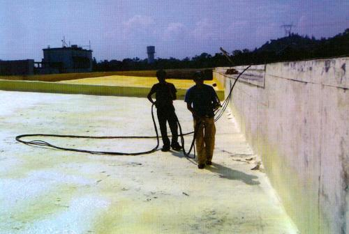 Puf Spray Services On Rooftops