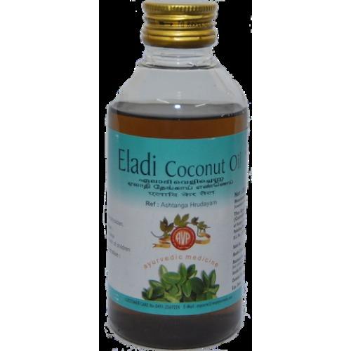 Cocount Ladi Oil