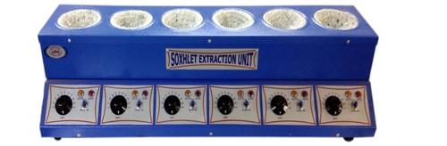 Soxhlet Extraction Apparatus
