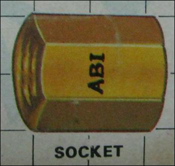 Socket For Tube Fitting