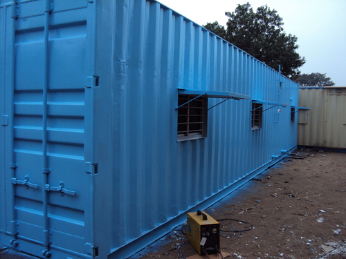 Used Portable Cabin in  Thambu Chetty Street (Parrys)