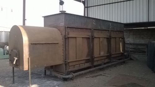 Wood Fire Hot Air Generator in   Vartej