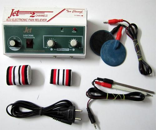 Acupressure Tens Machine 2 Channels