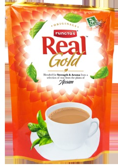 Real Gold Black Assam Tea