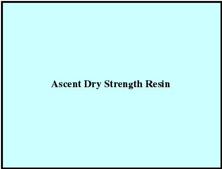 Ascent Dry Strength Resin in   Manmangalam Taluk & Post