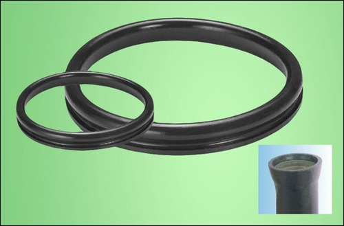 Ips gasket for pvc pipe in vadodara gujarat rubbonza