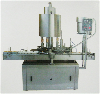 Fully Automatic Rotary Capping Machine