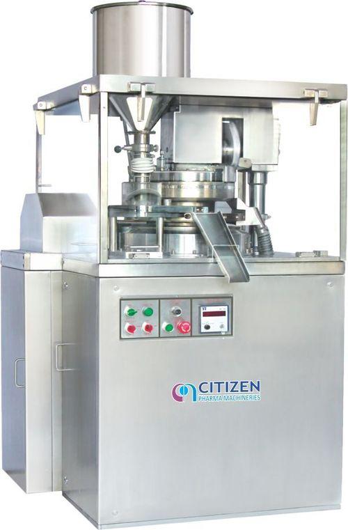 Single Rotary Tablet Press Machine