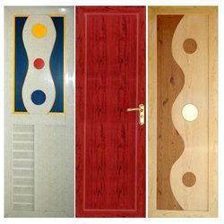 PVC Plastic Doors in  Dehgam