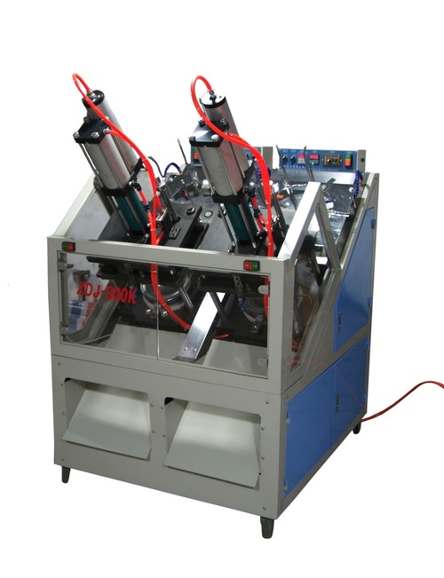ZDJ Automatic Paper Plate Forming Machine