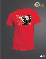 Colorful Printed T-Shirt in  Parel
