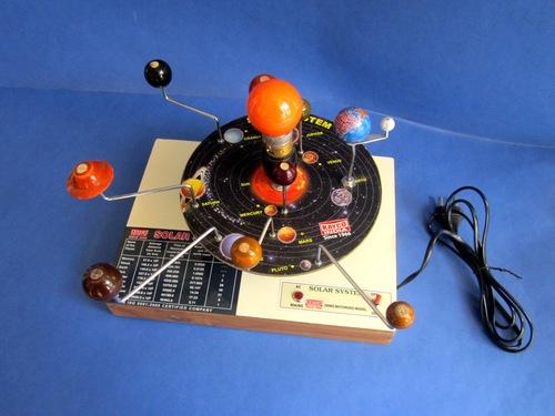 Solar System Motorized Demo Model in Ekta Vihar, Ambala ...