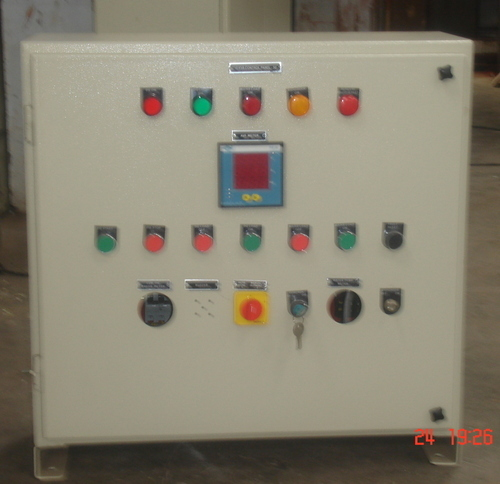 DG Set Control Panel in  Patparganj