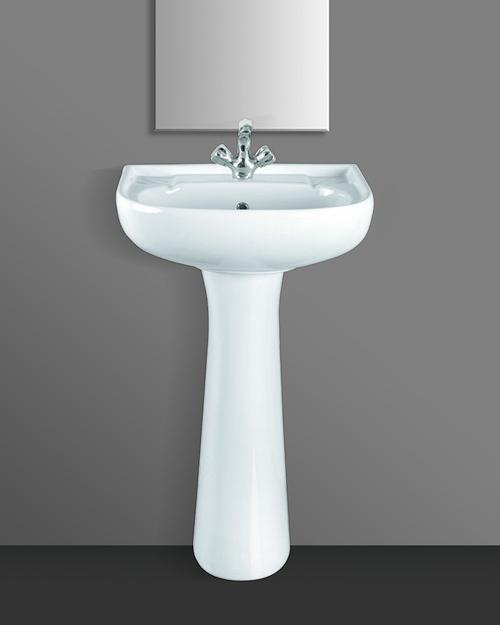 Attractive pedestal wash basins in at bela morbi for Modern wash basin india