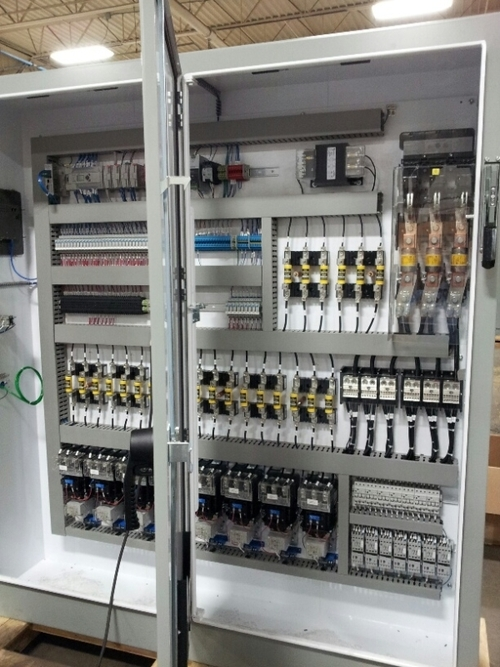 Control Panel Design in  Navghar-Vasai (E)