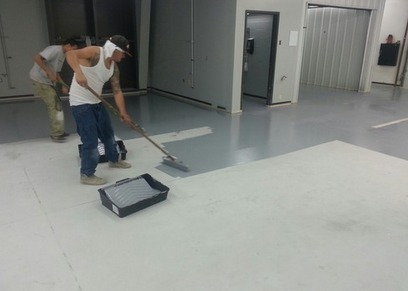 Epoxy Water Proofing Solution
