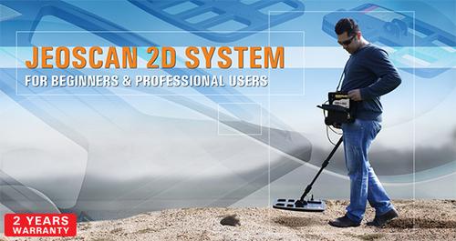 Jeoscan 2D System