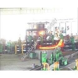 TMT Bar Steel Rolling Mill