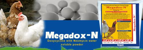 Doxycycline Hcl and Neomycin Sulphate Powder