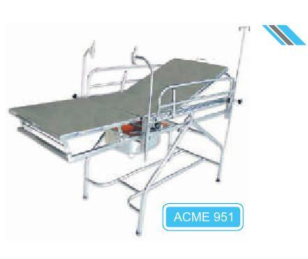 Obstetric Labour Hospital Table Telescopic - Fixed (Acme - 951) in  Bijwasan