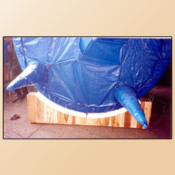 Rubber Wood Saddle in  Talwade