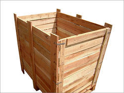 Wooden Packing Cases in  Talwade