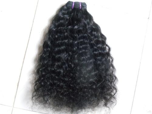 Weft Curly Hair in   West Godavari