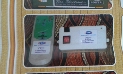 Remote Control For Fan And Light