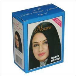 Black Noura Heena Powder