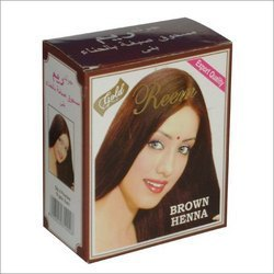 Brown Henna Powder in  Upsidc Industrial Area